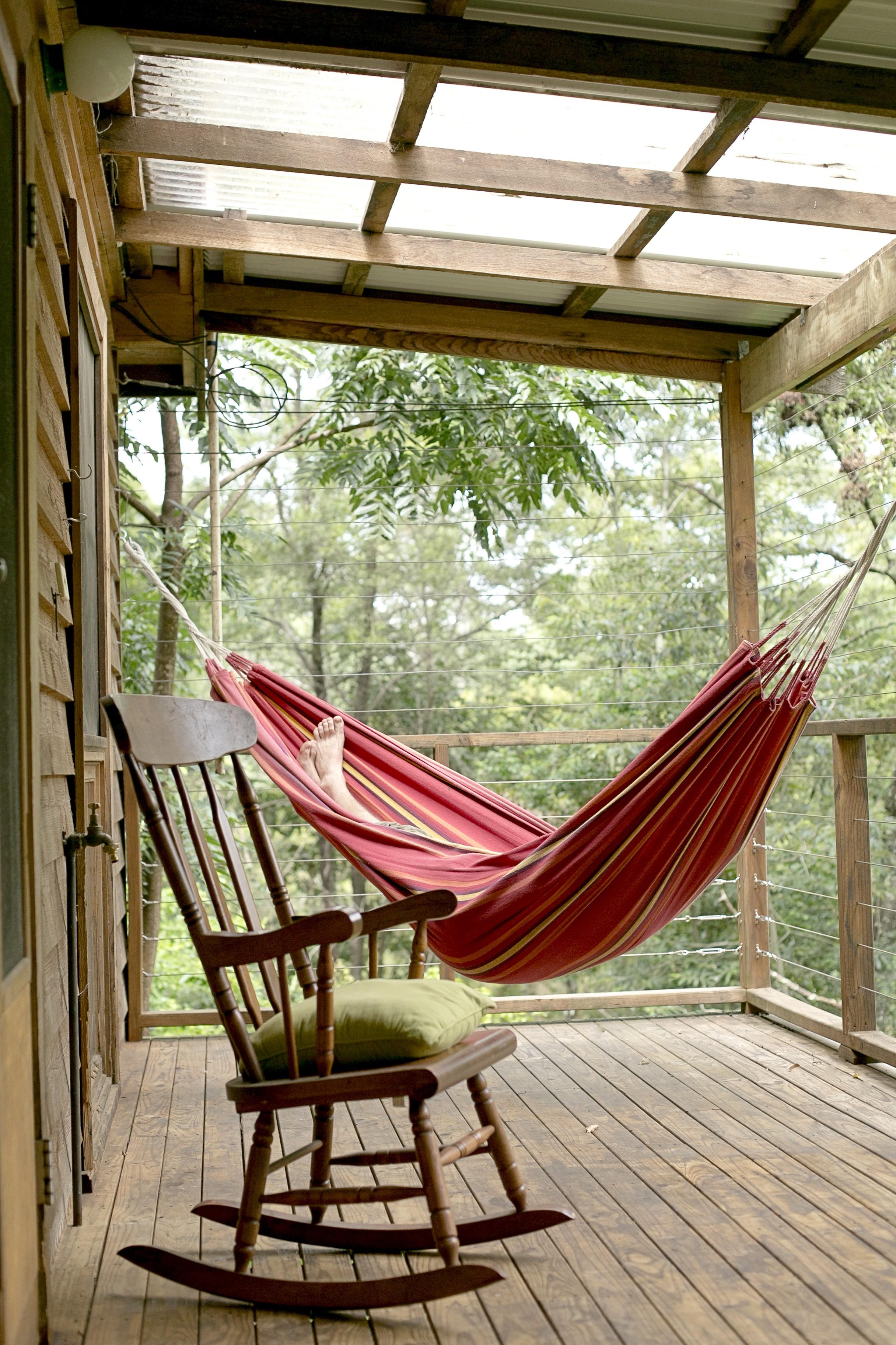 Possum Cabin hammock