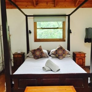 A four poster bed just for you
